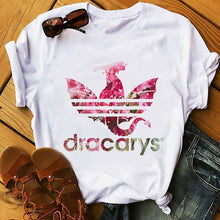 Load image into Gallery viewer, Female T-shirt Clothes for Women T-shirt Funny Summer New White Casual Got Unisex T-shirt Cool Harajuku Street Clothing T-shirt