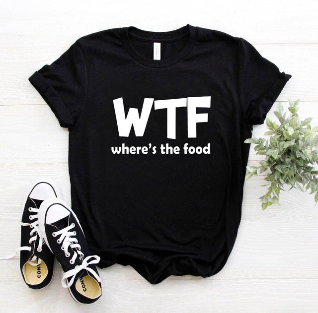 WTF (WHERE'S THE FOOD )?