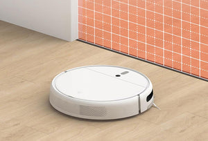 XIAOMI MIJIA Robot Vacuum Cleaner 1C for Home Wet Mopping Auto Sweeping Dust Sterilize 2500PA cyclone Suction Smart Planned Map