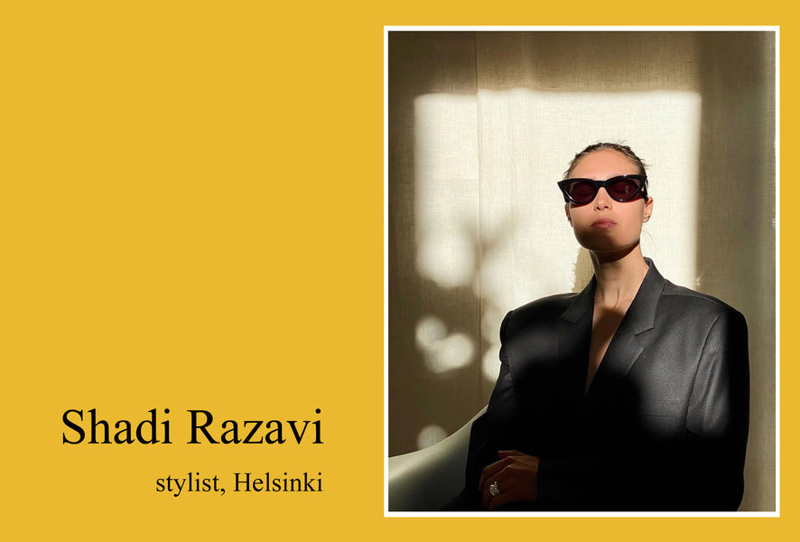 STORIES: SHADI RAZAVI