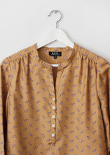 Load image into Gallery viewer, A.P.C. SILK SHIRT