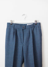 Load image into Gallery viewer, WOOLEN VINTAGE PANTS