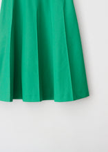 Load image into Gallery viewer, GREEN VINTAGE SKIRT