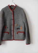 Load image into Gallery viewer, GEIGER VINTAGE KNIT JACKET
