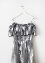 Load image into Gallery viewer, VINTAGE SILVER DRESS
