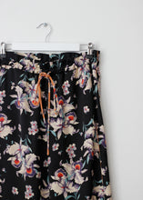 Load image into Gallery viewer, ORIENTAL STYLE PANTS WITH FEATHERS