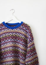 Load image into Gallery viewer, OVERSIZED VINTAGE KNIT