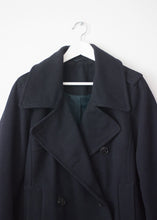 Load image into Gallery viewer, WOOL BLEND PEACOAT