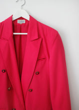 Load image into Gallery viewer, PINK VINTAGE BLAZER