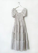 Load image into Gallery viewer, VINTAGE POLKA DOT DRESS