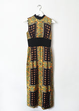 Load image into Gallery viewer, VINTAGE MAXI DRESS