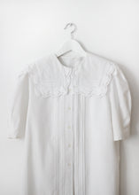 Load image into Gallery viewer, VINTAGE SHORT SLEEVED COTTON SHIRT
