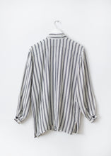 Load image into Gallery viewer, STRIPED VINTAGE BLOUSE