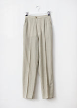 Load image into Gallery viewer, STRIPED VINTAGE PANTS