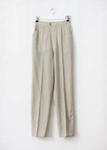 STRIPED VINTAGE PANTS