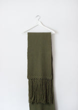 Load image into Gallery viewer, YOHJI YAMAMOTO LONG WOOL SCARF