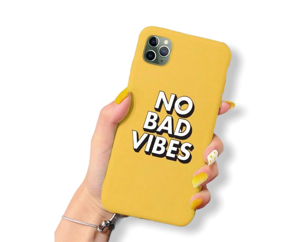 No Bad Vibes (iphone)