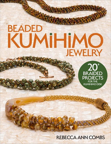 Beaded Kumihimo Jewelry - PoCo Inspired