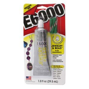 E6000, 1.0 fl oz w/tips - PoCo Inspired