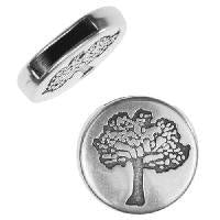 Slider, Tree of Life - 10mm Flat - PoCo Inspired