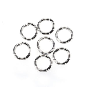 Jump Ring, 8mm Open 925 - PoCo Inspired