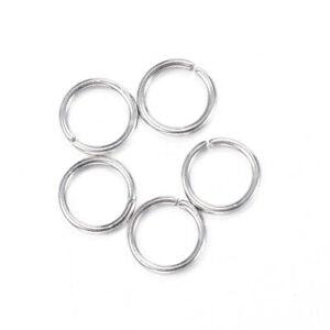 Jump Ring, 4mm Open 925 - PoCo Inspired