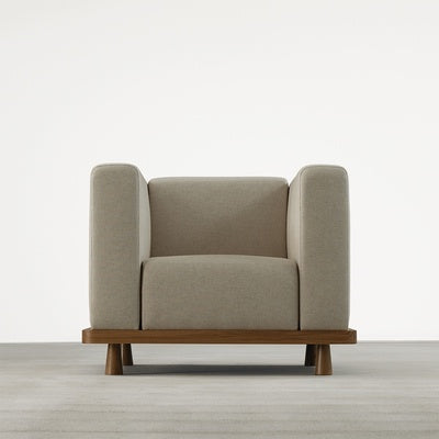 JOINED & JOINTED | Podium Armchair