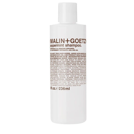 MALIN+GOETZ |  Peppermint Shampoo| 8fl .oz | 236ml