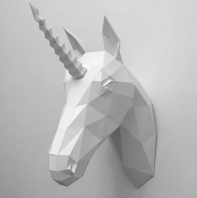 DIANHUA GALLERY | No.3 | Wall Deco | Unicorn