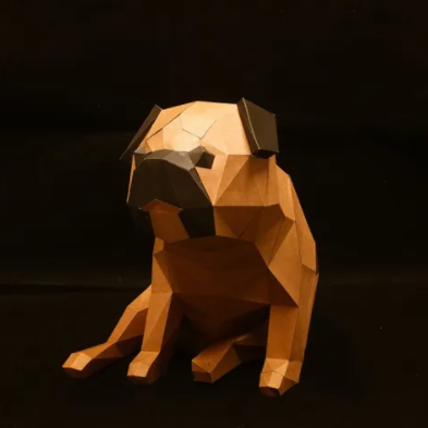 DIANHUA GALLERY | No.2 | Sculpture | Pug