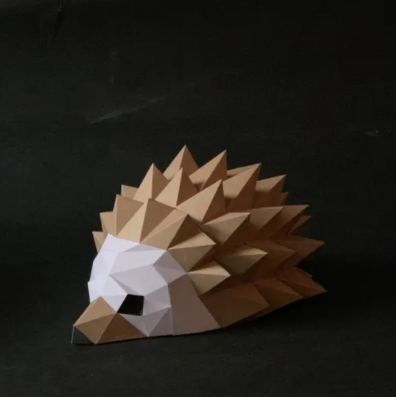 DIANHUA GALLERY | No.2 | Sculpture | Hedgehog