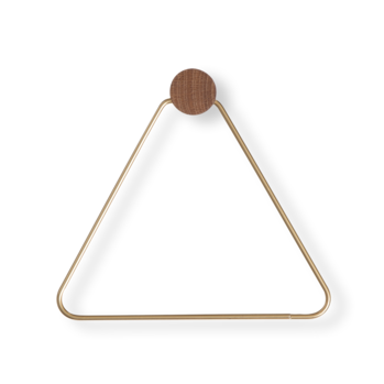 FERM LIVING | Brass Toilet Paper Holder