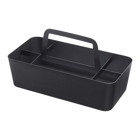 YAMAZAKI | Tower | Storage Caddy | Black | L