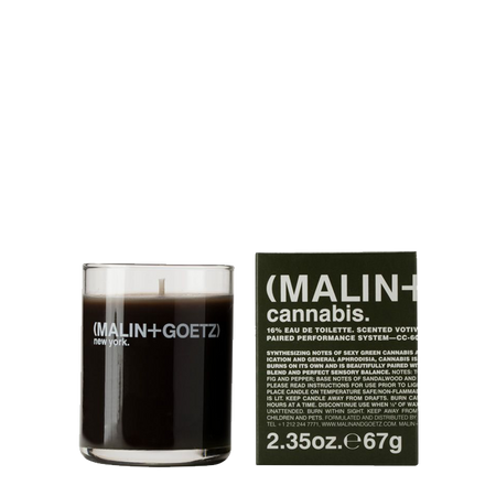 MALIN+GOETZ | Cannabis Votive Candle | 2.35oz | 67g