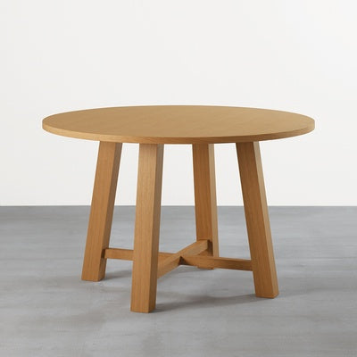 JOINED & JOINTED | Round Dining Table