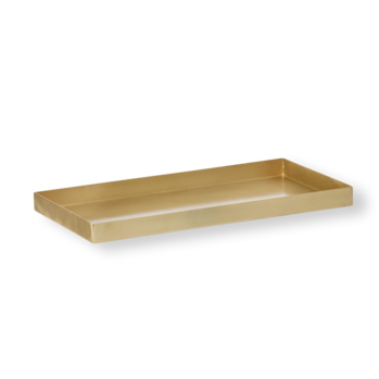 FERM LIVING | Office Tray | Brass