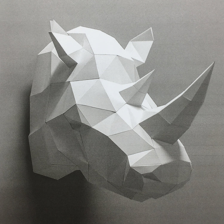 DIANHUA GALLERY | No.3 | Wall Deco | Rhino