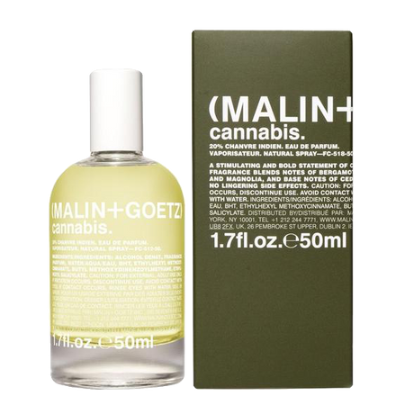 MALIN+GOETZ | Cannabis Eau De Parfum | 1.7fl.oz | 50ml