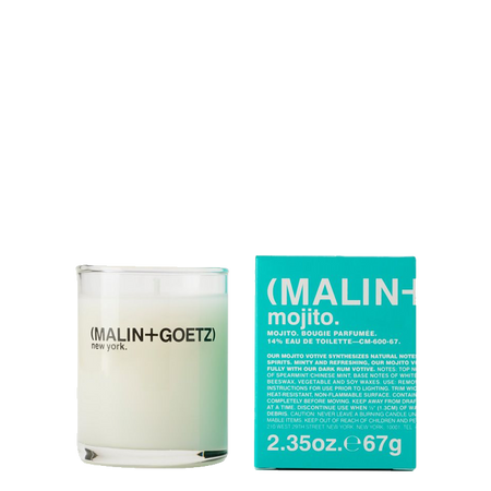 MALIN+GOETZ |  Mojito Votive Candle | 2.35oz | 67g