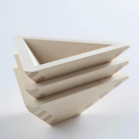 OHASHI | Triangle Masu | Suichoko | Craft