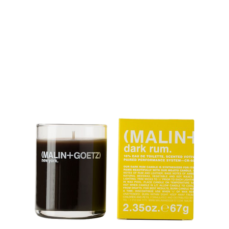 MALIN+GOETZ |  Dark Rum  Votive Candle | 2.35oz | 67g