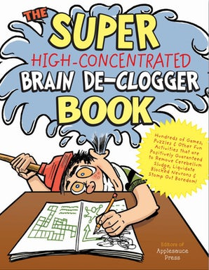 The Super High-Concentrated Brain De-Clogger Book