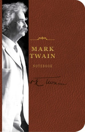 Mark Twain Signature Notebook