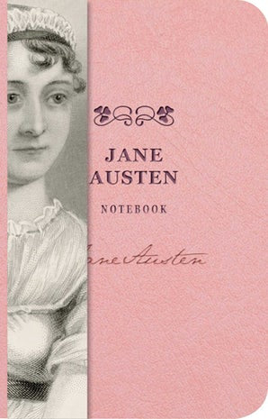 Jane Austen Signature Notebook