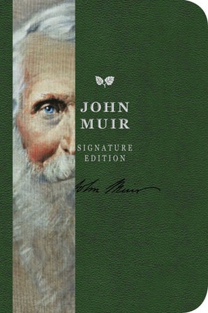 John Muir Signature Notebook