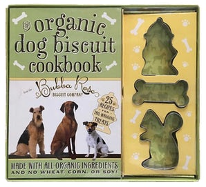 The Organic Dog Biscuit Kit