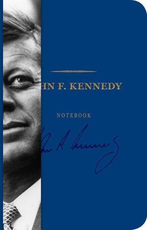 John F. Kennedy Signature Notebook