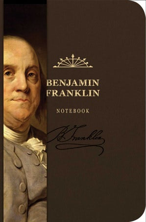 Benjamin Franklin Signature Notebook