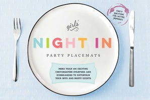 Girls' Night In Party Placemats