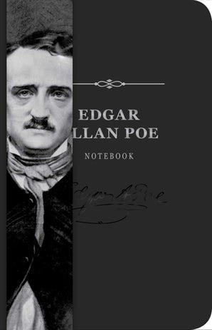 Edgar Allan Poe Signature Notebook